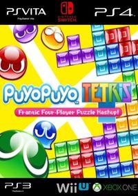 Puyo Puyo Tetris - Klickt hier für die große Abbildung zur Rezension