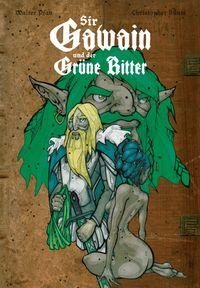 Sir Gawain und der grüne Ritter - Klickt hier für die große Abbildung zur Rezension