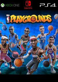 NBA Playgrounds - Klickt hier für die große Abbildung zur Rezension