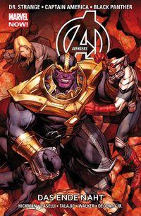 Marvel Now: Avengers 8 - Das Ende naht - Klickt hier für die große Abbildung zur Rezension