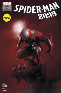 Spider-Man 2099 2: Neue Götter - Klickt hier für die große Abbildung zur Rezension