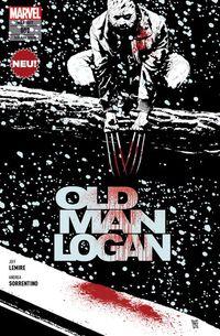 Old Man Logan 2 - Klickt hier für die große Abbildung zur Rezension