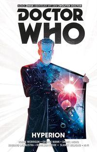 Doctor Who: Der zwölfte Doctor 3: Hyperion - Klickt hier für die große Abbildung zur Rezension