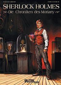 Sherlock Holmes: Die Chroniken des Moriarty - Klickt hier für die große Abbildung zur Rezension