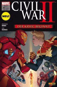 Civil War II 2 - Klickt hier für die große Abbildung zur Rezension