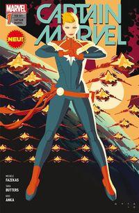 Captain Marvel 1 - Klickt hier für die große Abbildung zur Rezension