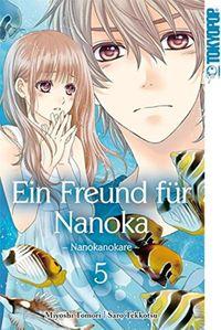 Ein Freund für Nanoka 5 - Klickt hier für die große Abbildung zur Rezension