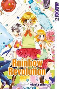 Splashcomics: Rainbow Revolution 5