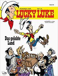 Lucky Luke 95: Das gelobte Land - Klickt hier für die große Abbildung zur Rezension
