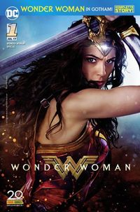Splashcomics: Wonder Woman Special 1: Wonder Woman in Gotham