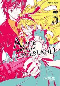 Alice in Murderland 5 - Klickt hier für die große Abbildung zur Rezension