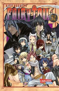 Splashcomics: Fairy Tail 51