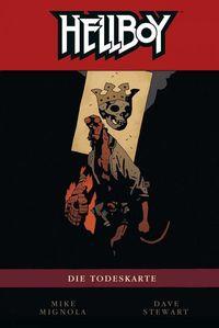 Hellboy 15: Die Todeskarte - Klickt hier für die große Abbildung zur Rezension