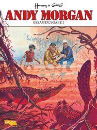 Andy Morgan Gesamtausgabe 1 - Klickt hier für die große Abbildung zur Rezension