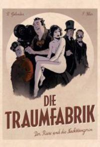 Die Traumfabrik 1: Der Riese und die Nackttänzerin - Klickt hier für die große Abbildung zur Rezension