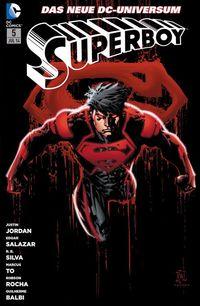 Superboy 5: Psycho-Attacke - Klickt hier für die große Abbildung zur Rezension