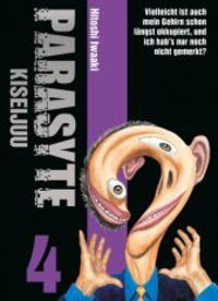 Parasyte - Kiseijuu 4 - Klickt hier für die große Abbildung zur Rezension