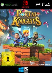 Portal Knights - Klickt hier für die große Abbildung zur Rezension