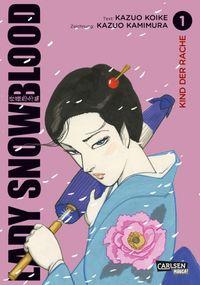 Lady Snowblood Gesamtausgabe - Klickt hier für die große Abbildung zur Rezension