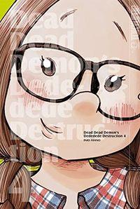 Dead Dead Demon's Dededede Destruction 04 - Klickt hier für die große Abbildung zur Rezension