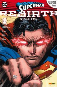 Superman: Rebirth Special - Klickt hier für die große Abbildung zur Rezension
