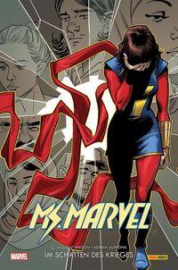 Ms. Marvel 2: Im Schatten des Krieges - Klickt hier für die große Abbildung zur Rezension