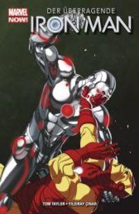 Der überragende Iron Man - Klickt hier für die große Abbildung zur Rezension