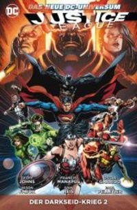 Justice League Paperback 11: Der Darkseid-Krieg 2 - Klickt hier für die große Abbildung zur Rezension
