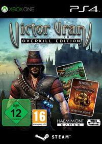Victor Vran (Overkill Edition) - Klickt hier für die große Abbildung zur Rezension
