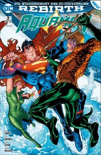 Aquaman (Rebirth) 2: Unaufhaltsam - Klickt hier für die große Abbildung zur Rezension