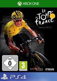 Tour de France 2017 - Klickt hier für die große Abbildung zur Rezension