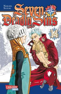 Seven Deadly Sins 14 - Klickt hier für die große Abbildung zur Rezension