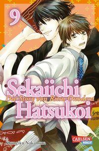 Sekaiichi Hatsukoi 9 - Klickt hier für die große Abbildung zur Rezension
