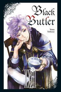 Black Butler 23 - Klickt hier für die große Abbildung zur Rezension