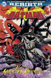 Batman - Die Nacht der Monster-Menschen - Klickt hier für die große Abbildung zur Rezension