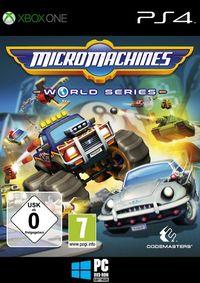 Micro Machines World Series - Klickt hier für die große Abbildung zur Rezension