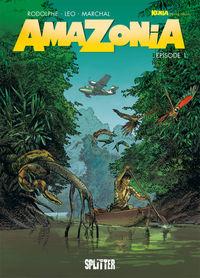 Amazonia 1 - Klickt hier für die große Abbildung zur Rezension