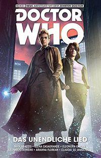 Doctor Who: Der zehnte Doctor 4: Das unendliche Lied - Klickt hier für die große Abbildung zur Rezension