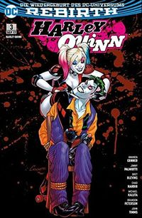 Harley Quinn (Rebirth) 3: Liebesgrüße vom Joker - Klickt hier für die große Abbildung zur Rezension