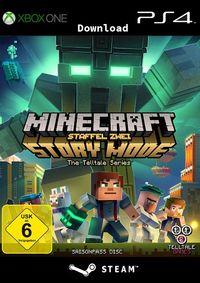 Minecraft Story Mode: A Telltale Series - Season Two, Episodes 1 + 2 - Klickt hier für die große Abbildung zur Rezension