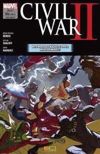 Civil War II 6 - Klickt hier für die große Abbildung zur Rezension