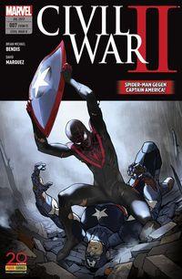 Civil War II 7 - Klickt hier für die große Abbildung zur Rezension