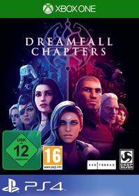 Dreamfall Chapters - Klickt hier für die große Abbildung zur Rezension