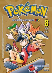 Pokémon: Die ersten Abenteuer 8 - Klickt hier für die große Abbildung zur Rezension