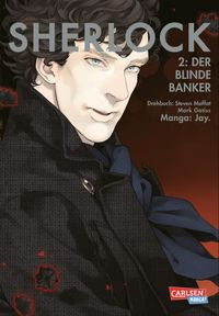 Sherlock 2: Der blinde Banker  - Klickt hier für die große Abbildung zur Rezension