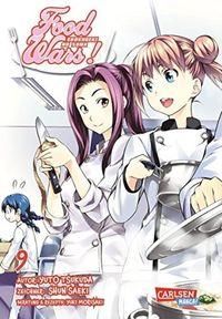Food Wars! - Shokugeki no Soma 9 - Klickt hier für die große Abbildung zur Rezension