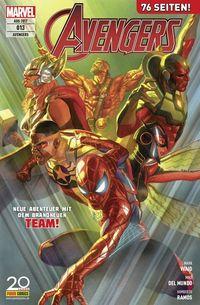 Avengers 13 - Klickt hier für die große Abbildung zur Rezension