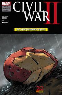 Civil War II 9 - Klickt hier für die große Abbildung zur Rezension