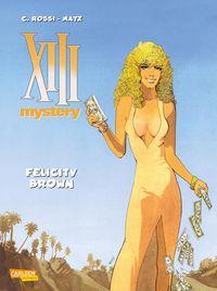 XIII Mystery 9 - Klickt hier für die große Abbildung zur Rezension
