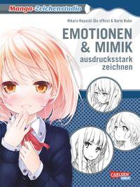 Manga Zeichenstudio: Emotionen und Mimik - Klickt hier für die große Abbildung zur Rezension